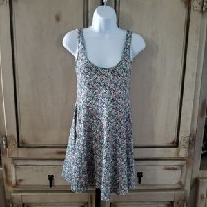 Aeropostale Flowers Mini Dress